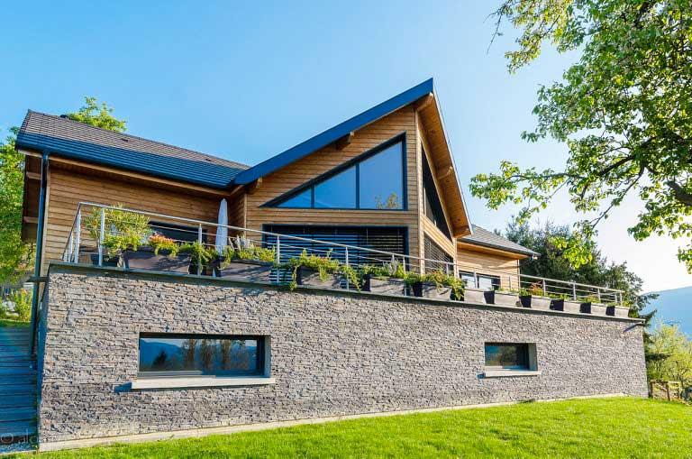constructeur de maisons en bois - contact - Maison Eco Nature